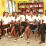 Children of Awutu Winton Senior High School